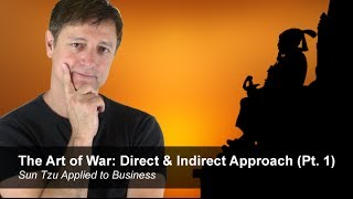 The Art of War: Direct & Indirect Approach Pt 1 | Sun Tzu Applied to Business
