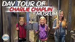 Exploring the Charlie Chaplin Museum in Vevey Switzerland