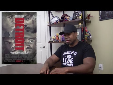 Detroit MOVIE REVIEW!!!