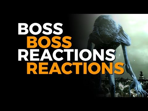 Boss Reactions |