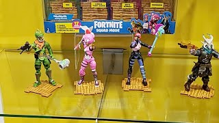 Fortnite And Roblox Toys JAZWARES at NY TOY FAIR 2019 - LIVE