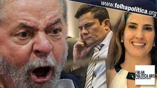 Lula tenta difamar o juiz Sergio Moro e é confrontado pela juíza Gabriela Hardt: 'É melhor parar..
