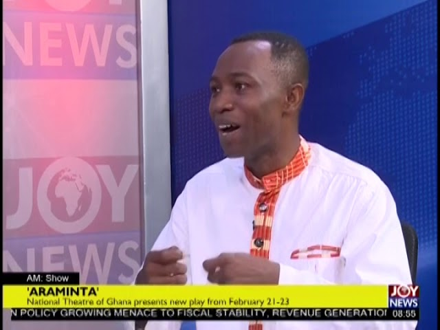 'Araminta' - AM Show on JoyNews (22-2-19)