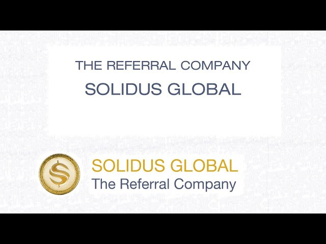 The Referral Company - Solidus Global