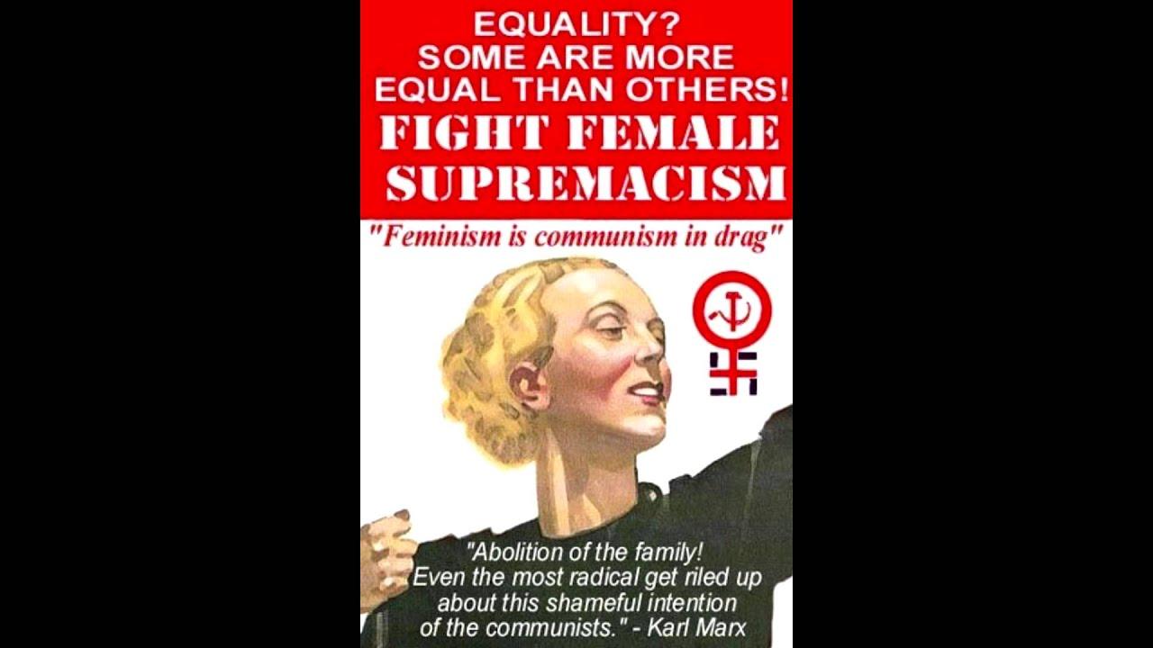 Extremist feminist