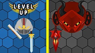 Эволюция Рыцаря! EvoWars.io