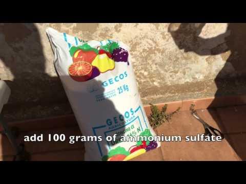 Raketamena Urea Ammonium Sulfate