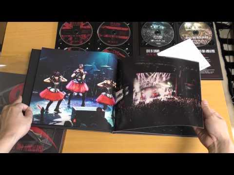 【ネタバレ注意】開封の儀  -THE ONE- ONLY BABYMETAL WORLD TOUR 2014 APOCALYPSE