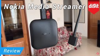 Nokia Media Streamer Review: The right device to make your TV smart?