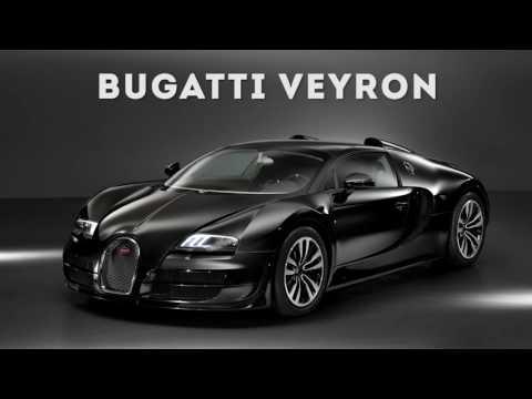 La Bugatti Veyron, nouveau bolide de Cristiano Ronaldo !