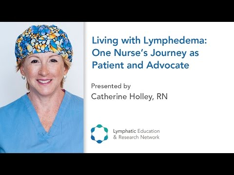 Living with Lymphedema: One Nurse's Journey as Patient and Advocate