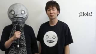 NieR: Automata – Un mensaje especial de parte de YOKO TARO