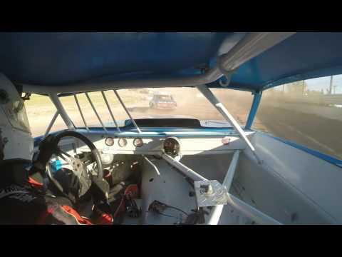 Thunderbird Speedway   Street Stock Heat 6/25/16   GoPro In-Car Camera #23H