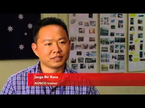 Nepal: Australian cultural orientation programme