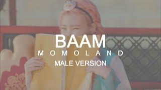 MALE VERSION | MOMOLAND - BAAM