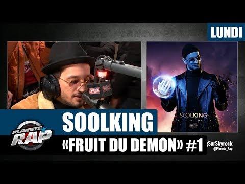"""Planète Rap - Soolking """"Fruit du Démon"""" #Lundi"""