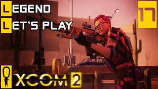 XCOM 2 - Part 17 - Wolf Mask - Let's Play - XCOM 2 Gameplay [Legend Ironman]