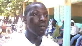 ARFANG GOUDIABY PRESIDENT SECTION ZIGUINCHOR MANDEGANE