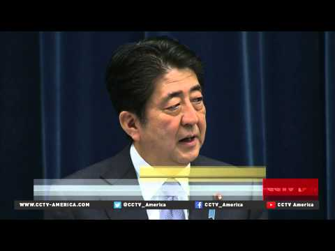 Japanese PM Shinzo Abe stops short of new WWII apology