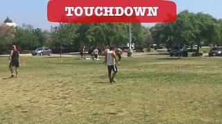 Flag Football Highlights: Introducing Nick