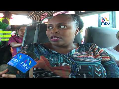 Campaign to end sexual violence in matatus launched