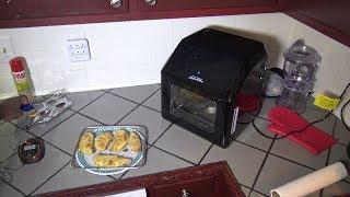 Air Fried Chicken Tenders, Homemade Frozen, Power Air Fryer Oven