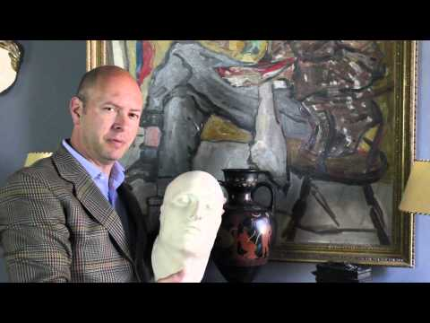 Napoleon's Death Mask | Marc Allum's Antiques Almanac