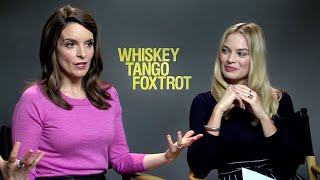 "Whiskey Tango Foxtrot (2016) - ""Surprise Interview"" - Paramount Pictures"