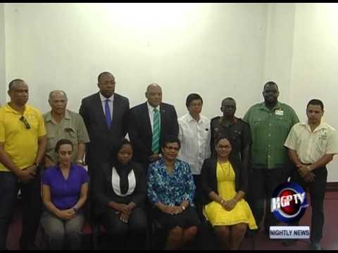 20 NEW DIRECTORS INSTALLED ON GGMC BOARD