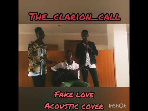 Wizkid_ft_Ducan_mighty- Fake Love. Acoustic Cover
