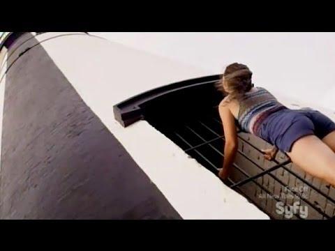 EXCLUSIVE: Mackenzie Rosman as 'Ava Reid' in GHOST SHARK
