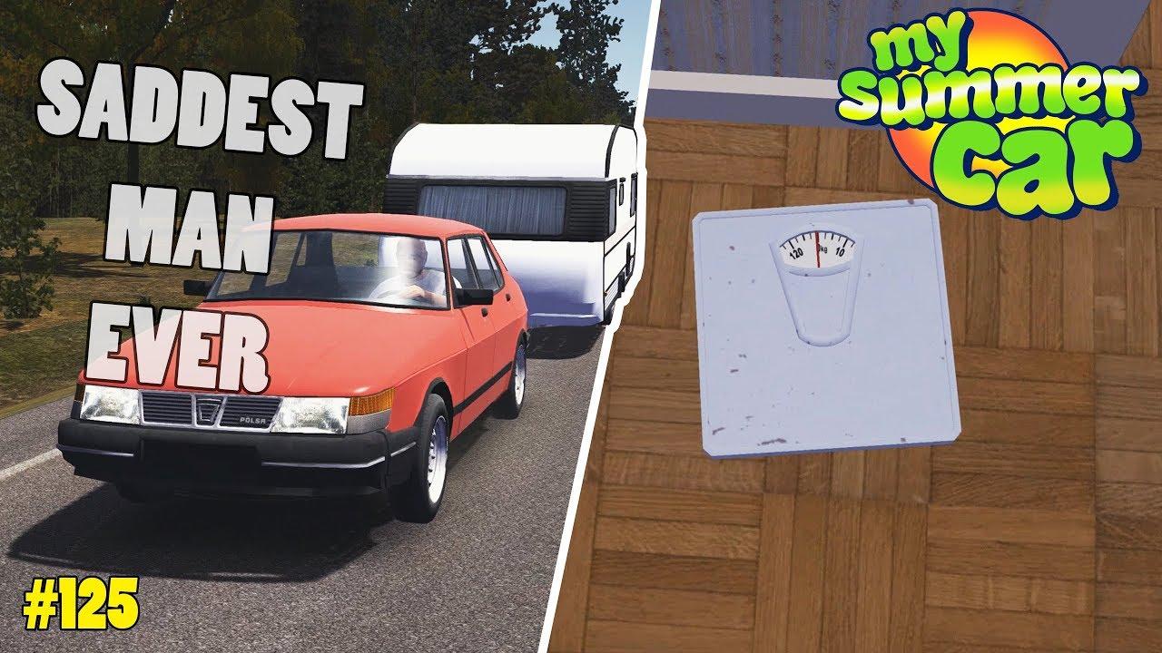 Caravan Trailer - Getting THINN | My Summer Car Experimental Update