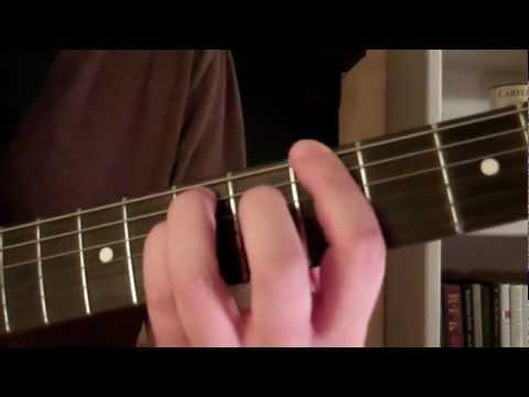 A5 Guitar Chord @ worshipchords