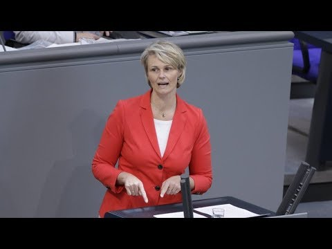 Anja Karliczek Cdu Inkompetenz In Person