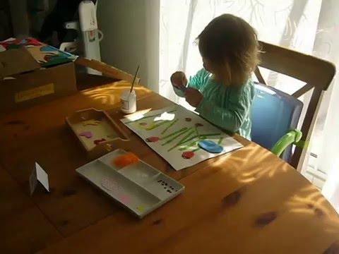 activit enfant a partir de 2 ans youtube. Black Bedroom Furniture Sets. Home Design Ideas