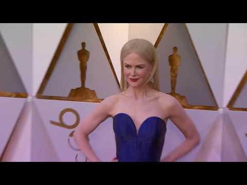 Oscars 2018 Arrivals: Nicole Kidman