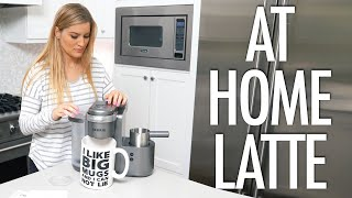 How To Make A Latte At Home - Unboxing!