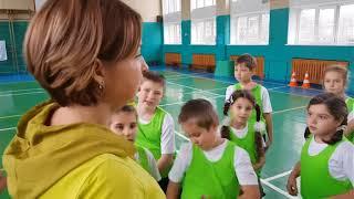 """урок фізичної культури """"Вчитель року 2018"""""""