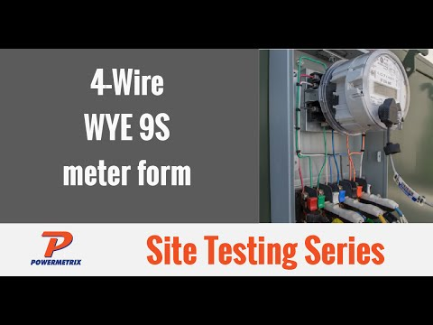 Site Testing Series 4 Wire WYE 9s - YouTube