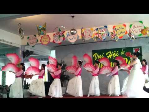 Phương Múa Vui Hội Trăng Rằm 2012, Mầm Non A, Vĩnh Long
