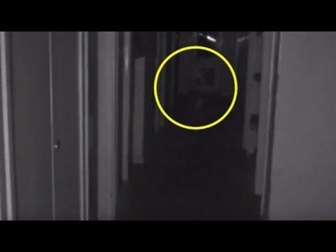 SNIMAK KOJI LEDI KRV U ŽILAMA! Čovek snimio DUH DETETA u hodniku dvorca !