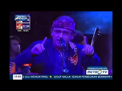 Iwan Fals 'HIO' Acoustic metro tv mata najwa tgl 19 juli 2014