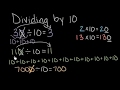Dividing whole numbers by 10 | Math | 4th grade | Khan Academy