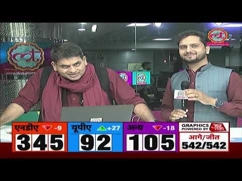 Lallantop TV Election Results 2019 Saurabh Dwivedi के साथ
