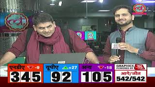 Lallantop TV Election Results 2019 Saurabh Dwivedi के साथ