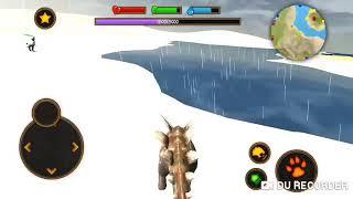 Прохождение игры симулятор стегозавр . прошёл всю игру за одно видео !!!