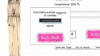 Monnalisa presenta il nuovo shop on line