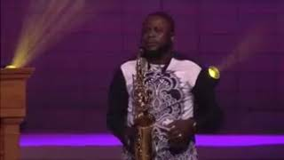 Mike Aremu -  ministered live at TE12 Overflow (The Rock Cathedral)