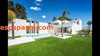 A vendre Villa Exclusive Moderne au Golf de Villamartin en Espagne
