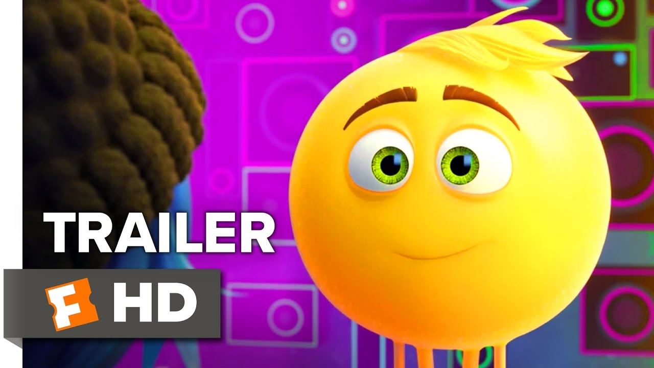 The Emoji Movie Trailer Movieclips Trailers YouTube - Emojis created real life still dont make sense